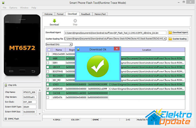 Download SP Flash Tool Mediatek (MTK) For Windows And Linux