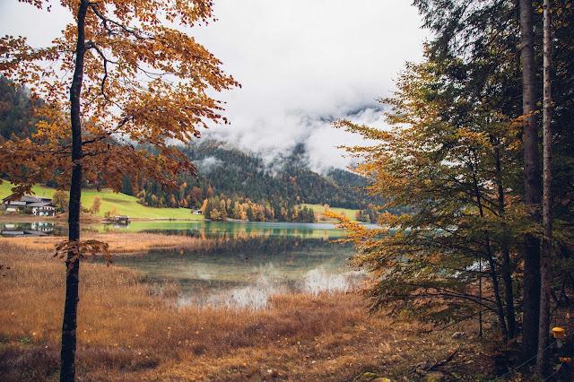 Hintersteiner-See-Rundweg  Wanderung Scheffau  Wilder Kaiser  Wandern Kitzbüheler alpen Tirol  Leichte Tour in traumhafter Kulisse 08