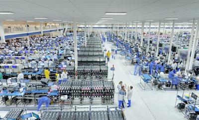 Lowongan Kerja Jobs : Operator Produksi Min SMA SMK D3 S1 PT Haier Electrical Appliance Indonesia