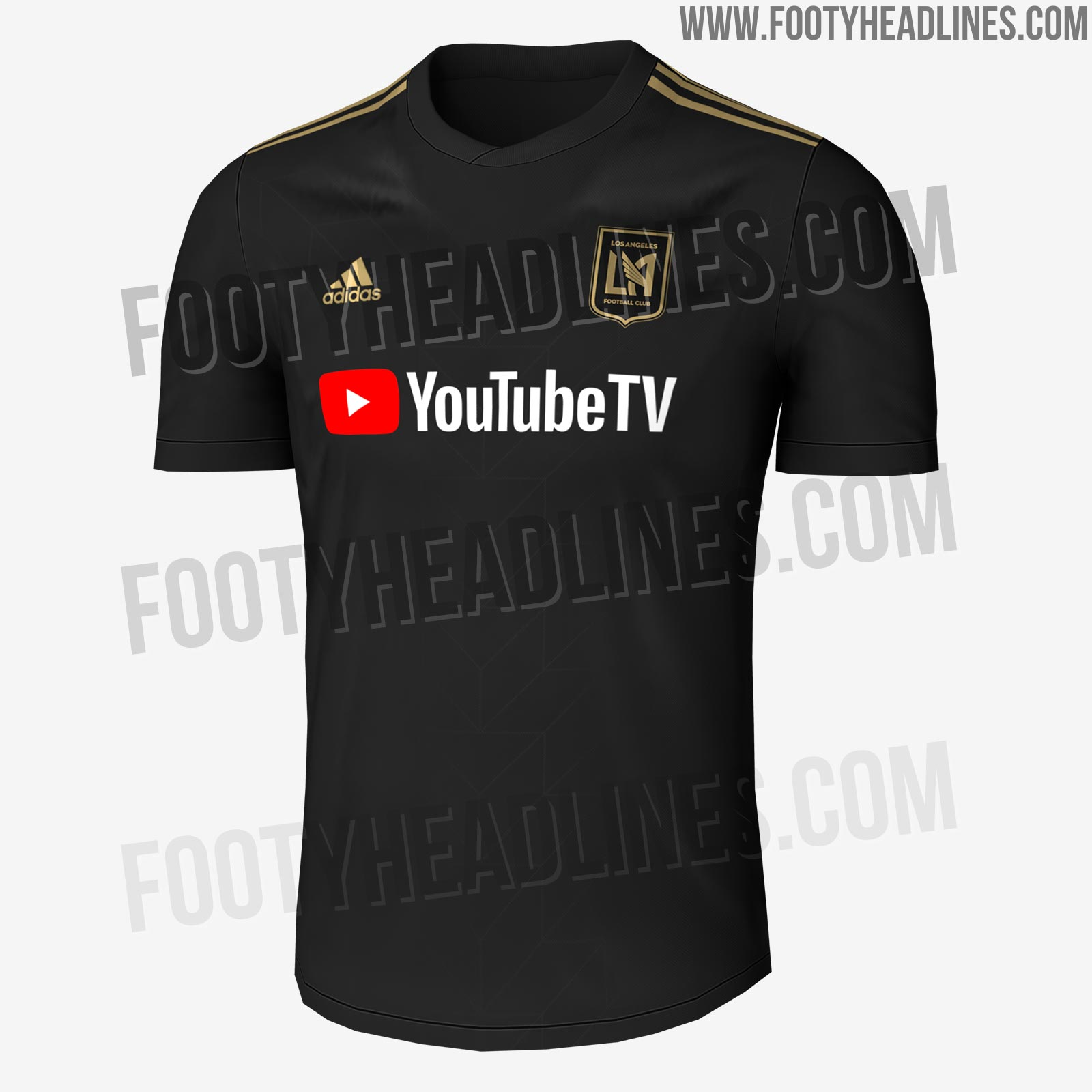 7d5e8ed61 The leaked home kit also has the red Youtube Logo
