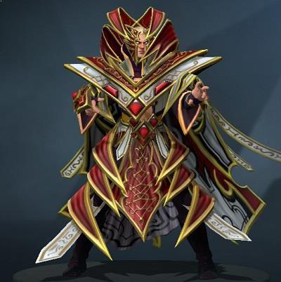 Invoker - Volatile Majesty