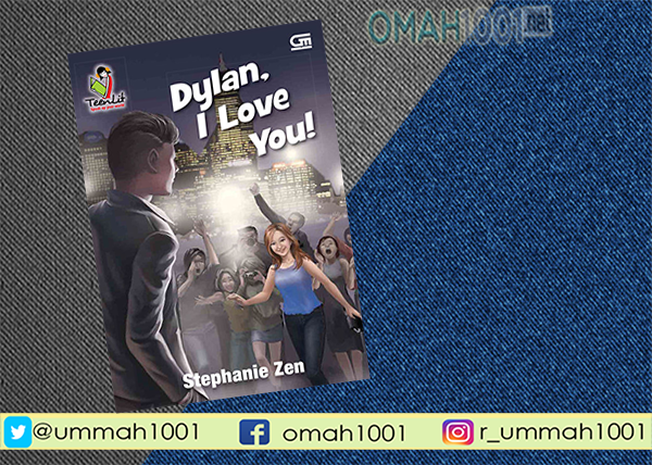 E-Book: Dylan, I Love You!, Omah1001