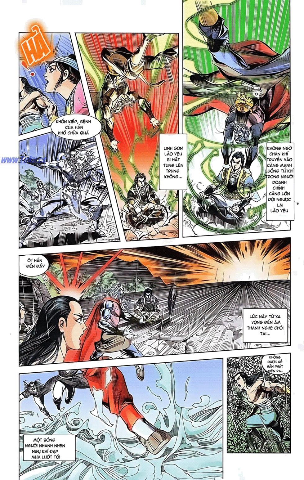 Tần Vương Doanh Chính chapter 18 trang 30