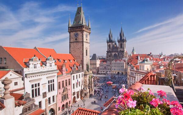 Prague, Cộng hòa Czech