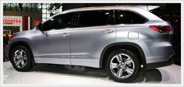 2017 Toyota Sequoia Concept