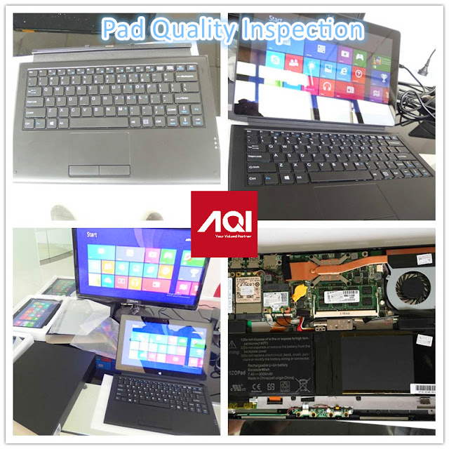 Tablet PC/MID quality inspection service in China