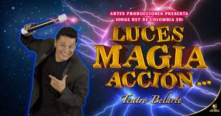 POS 1 LUCES… MAGIA… ¡ACCIÓN! | Teatro Belarte