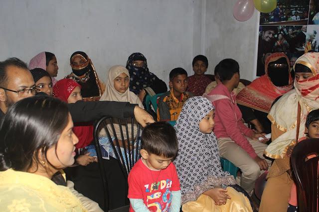 YouthEye Learning Center এর উদ্বোধনের কিছু মুহূর্ত