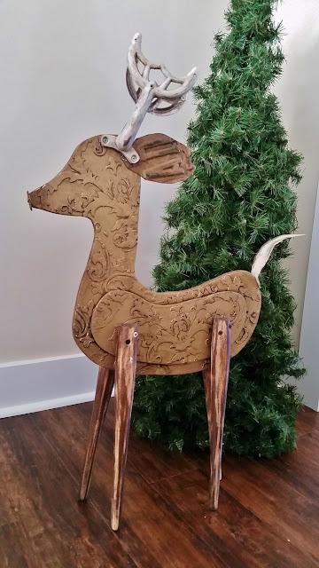 Lucy Designs reindeer