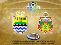 Prediksi Persib vs Bhayangkara FC, 24 September 2017