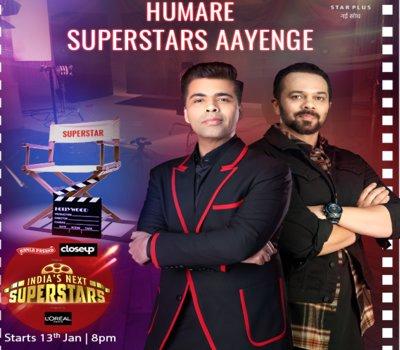 India's Next Superstars 1st April 2018