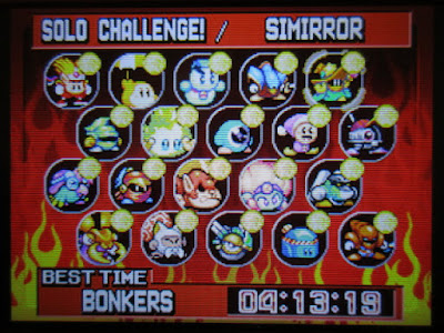 Kirby Super Star Ultra Helper to Hero Bonkers Best Time Ludwig PrinceOfKoopas