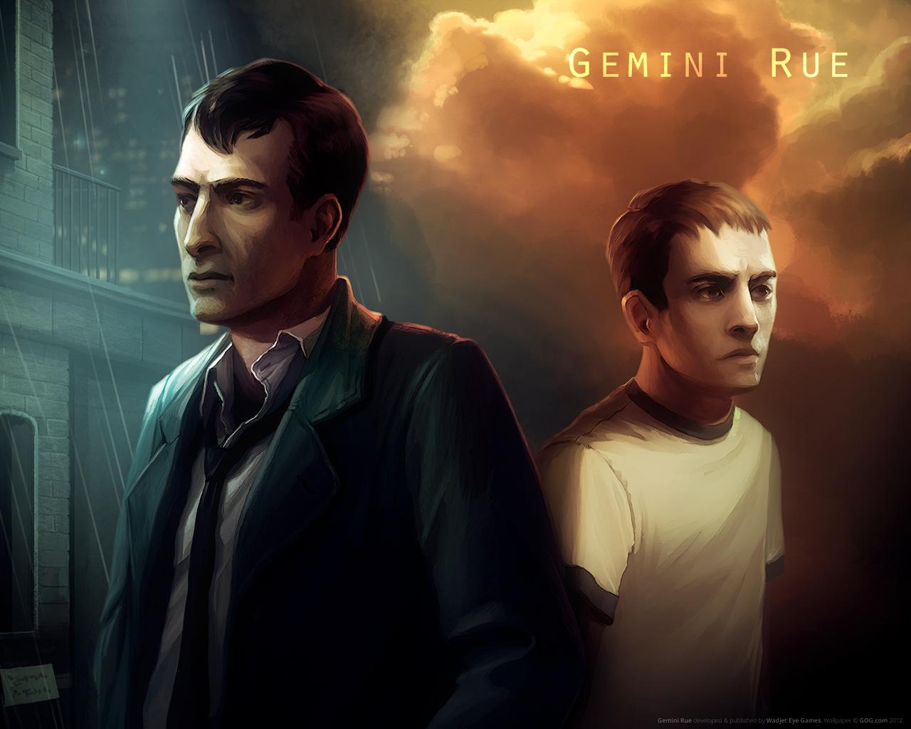 John Sato : Gemini Rue...