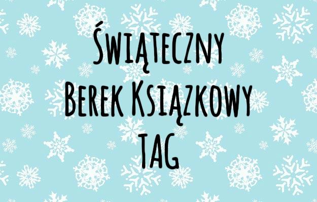 Świąteczny Berek Książkowy TAG!!!