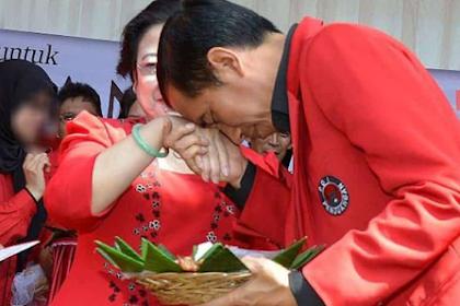 Jokowi: Tak Ada yang Saya Takuti Kecuali Allah; Politisi Demokrat: Sama Mega aja Takut