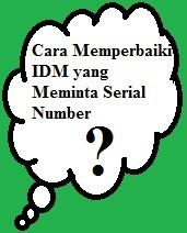 Cara Mengaktifkan IDM Gratis Selamanya Tanpa Serial Number