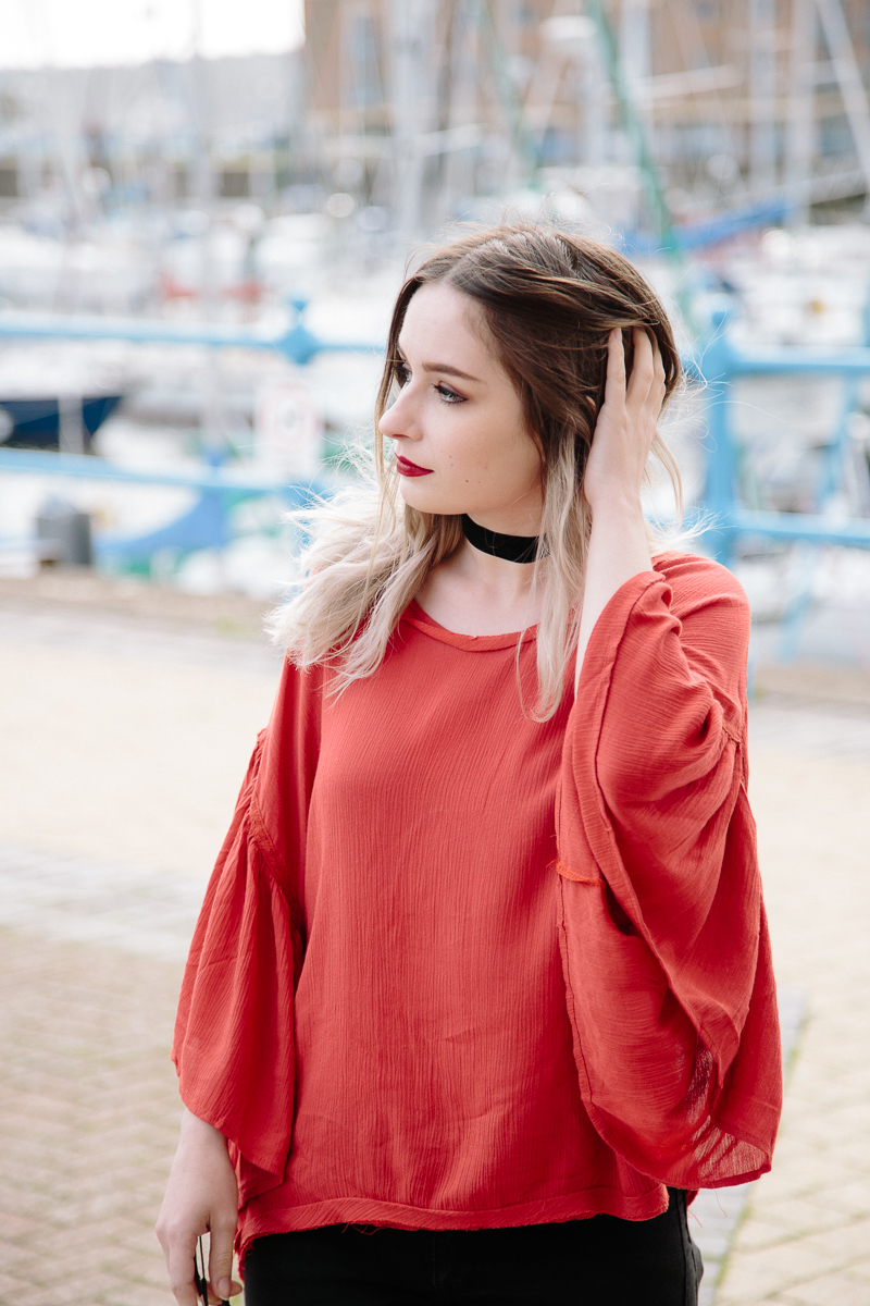 Those Autumnal Feels | OOTD with Zaful