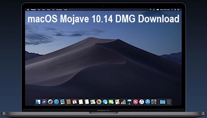 macOS Mojave 10.14 DMG Download