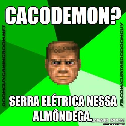Cacodemon?