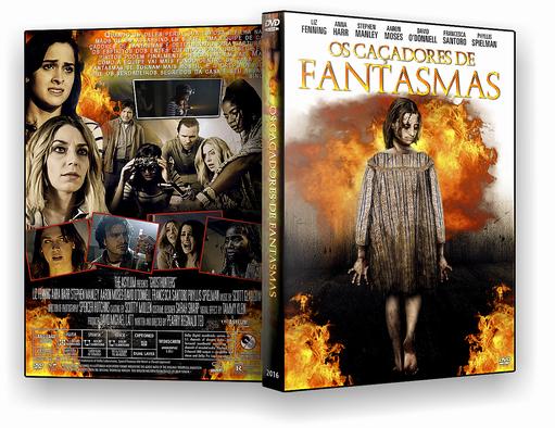 Os Caçadores de Fantasmas (2006) Torrent – Dublado BluRay 720p | 1080p Download