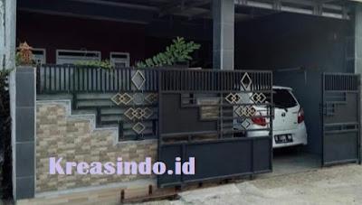 Jasa Pintu Pagar Besi Minimalis di Cirebon dan sekitarnya Harga Murah