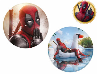 Sony Music DEADPOOL 2 Original Motion Picture Score Picture Disc Vinyl