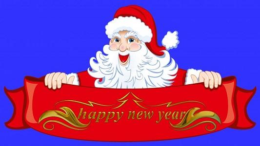 Resimli 10 Yeni Yıl Mesajları