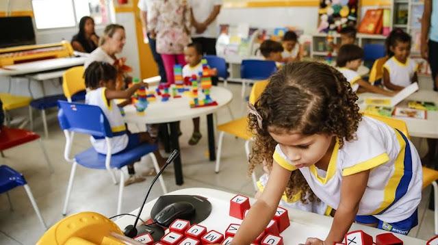 Reserva de vagas para rede de ensino do Recife começa esta segunda