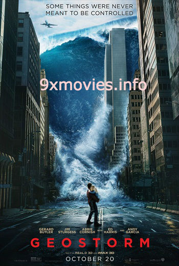 Geostorm 2017 English 480p HC HDRip 300MB