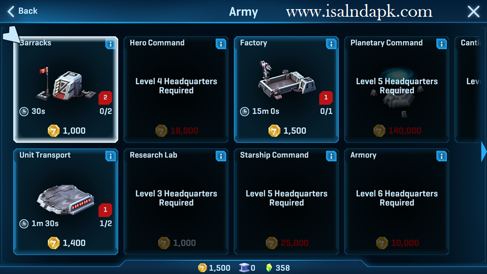 Download Star Wars Commander Mod Apk v4.8.0.9512 For Android