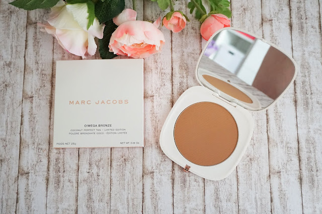 Marc Jacobs O!Mega Bronzer in 104 Tan-Tastic