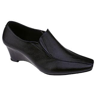 Sepatu Kerja Wanita Model Wedges ND  021