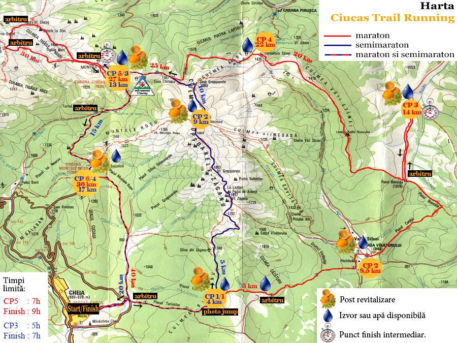 Yo3ihg Ham Radio Website Exercitiu Rsvu Ciucas Trail Running 2012