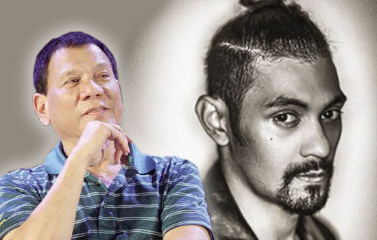 Gabriel Valenciano: I cannot support Duterte's morality
