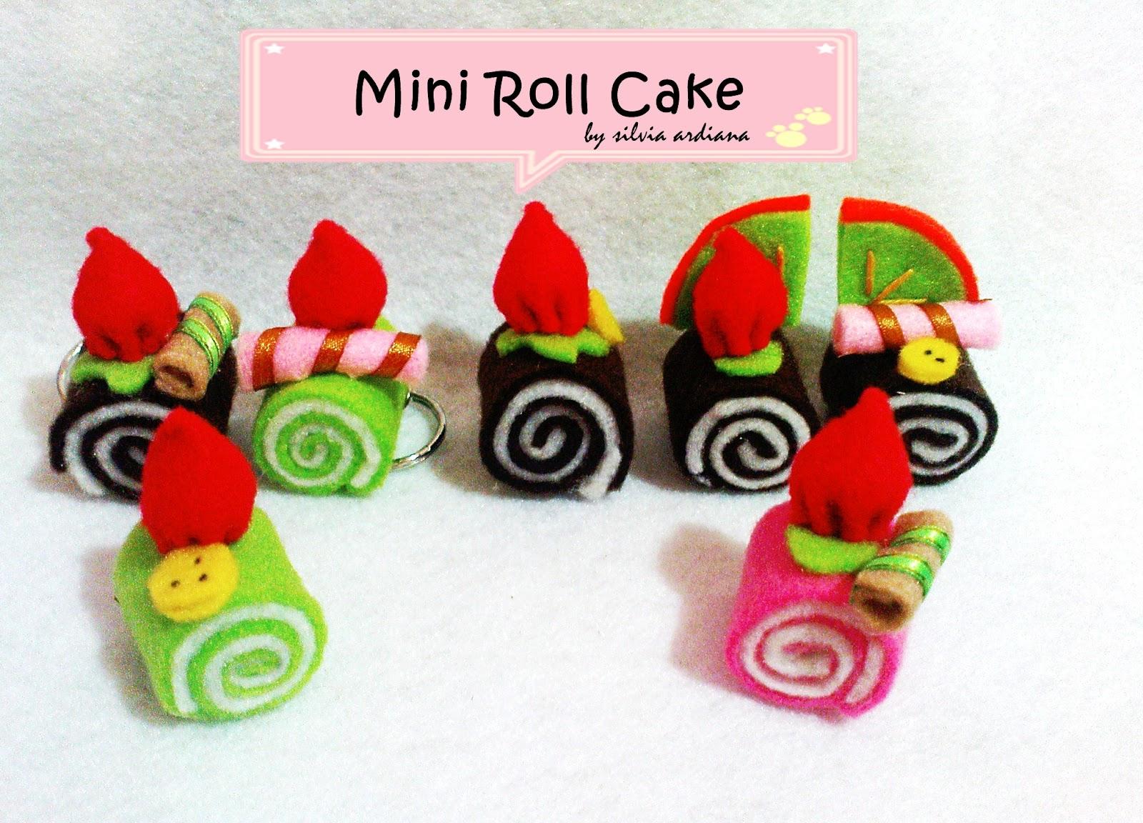 Membuat Mini Roll Cake Lucu Smp Negeri 1 Masbagik