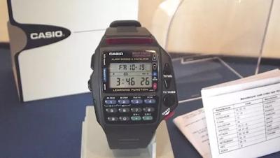 Reloj Casio con calculadora