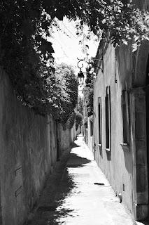 Ruelle Saint-Tropez photographe Tom Vandenhende