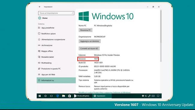 New Group Policy Settings in Windows 10 version 1607
