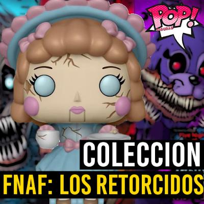 Lista de figuras funko pop de Funko POP FNAF: Los retorcidos