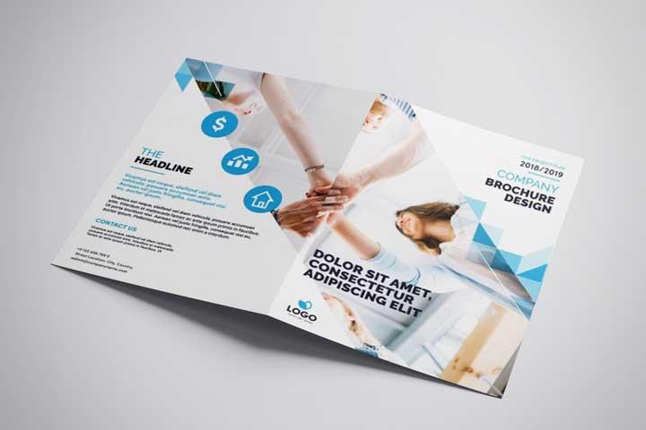 Percetakan Online Company profile di Banten