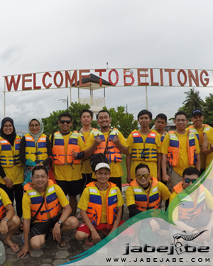 Corporate Outing & Gathering Belitung 2D1N
