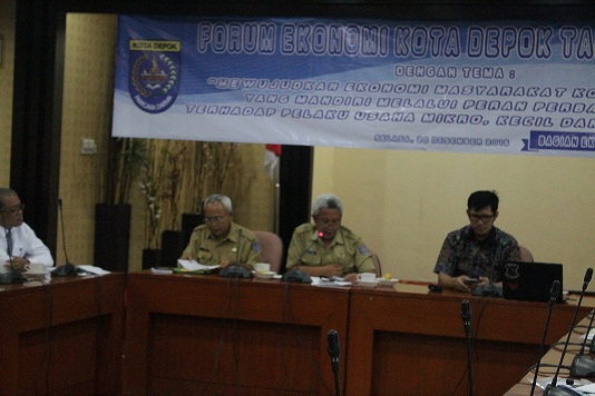 Pemkot Lindungi dan Gratiskan Perizinan UKM