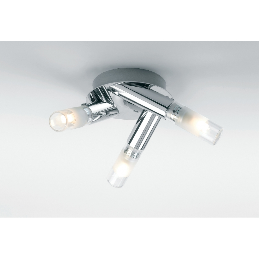 Selection Of Bathroom Light Fixtures