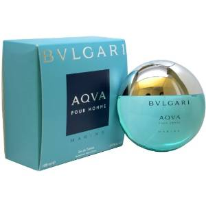 Bvlgari Aqva Marine Pour Homme by Bvlgari 3.4oz 100ml EDT Spray