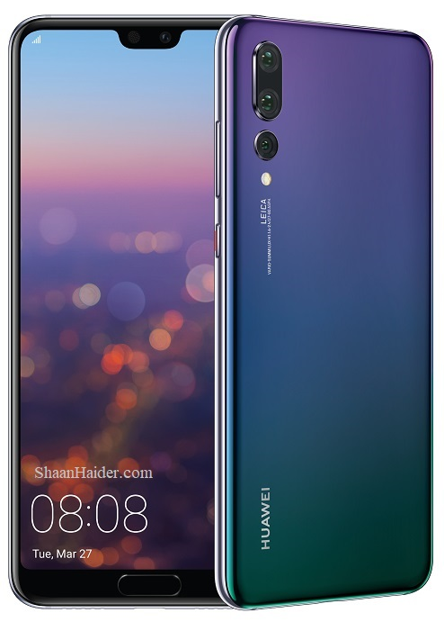 Huawei P20 Pro Twilight Variant launched in Saudi Arabia