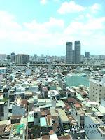 Cho thuê căn hộ studio The Manor 2 quận Bình Thạnh | view dự án city garden