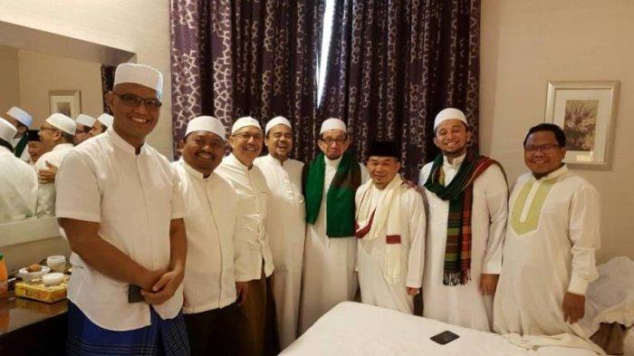 Habib Rizieq Ingin Sekali Pulang ke Indonesia