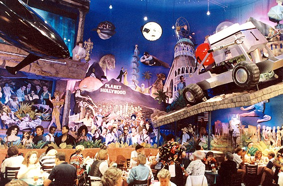 Restaurante Planet Hollywood Las Vegas