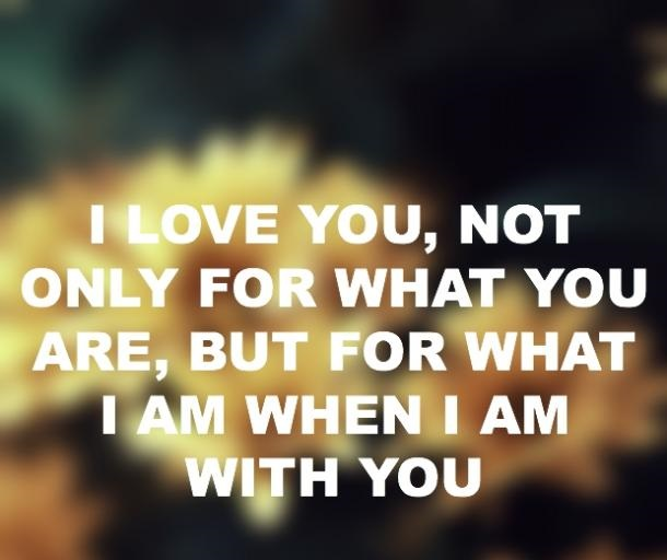 Cute i love you quotes