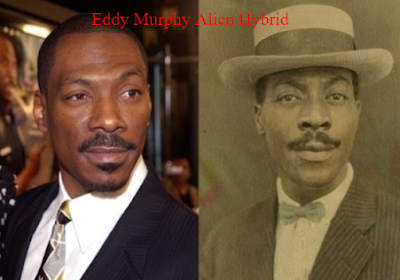 Eddy Murphy might be a clone of himself throughout history.